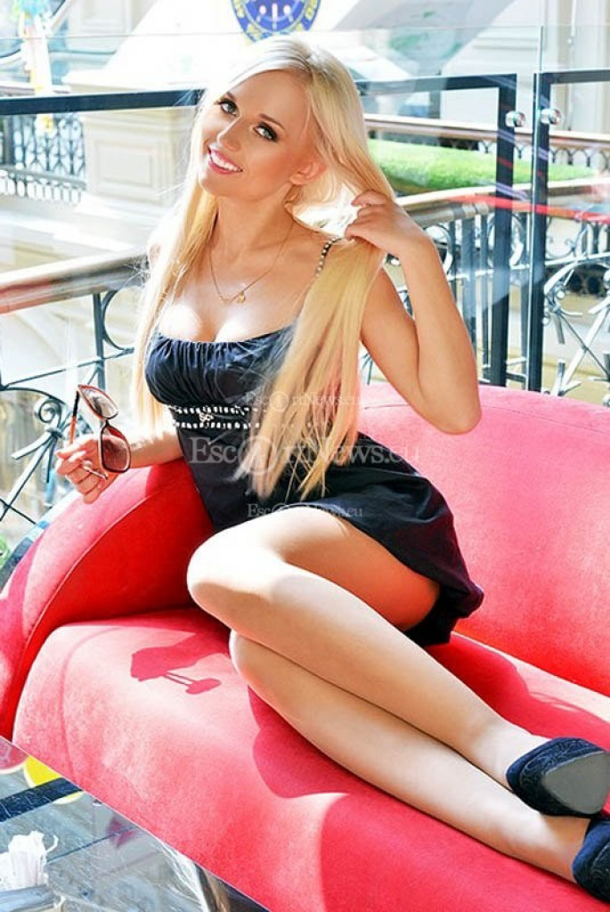 Escort Olga - beautiful girls from Milan